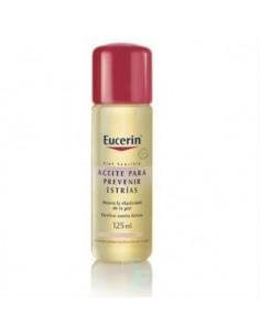 Eucerin Aceite Natural Antiestrias Piel Sensible, 125ml