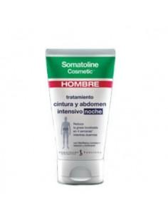 Somatoline Cosmetics Hombre Cintura/Abdomen Intens Noche, 150ml