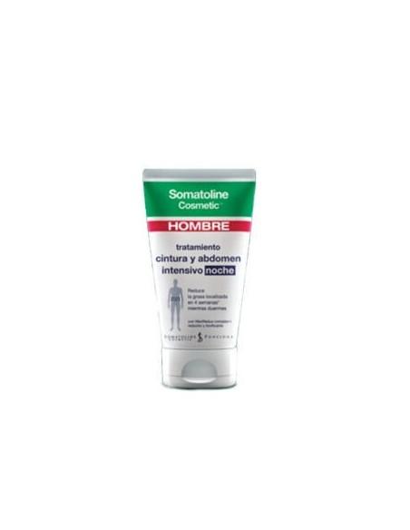 Somatoline Cosmetic Hombre Cintura/Abdomen Intensivo Noche, 150ml