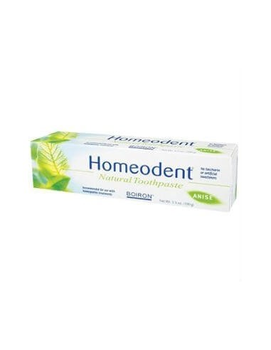 Boiron Homeodent Pasta Dental Anís, 75ml