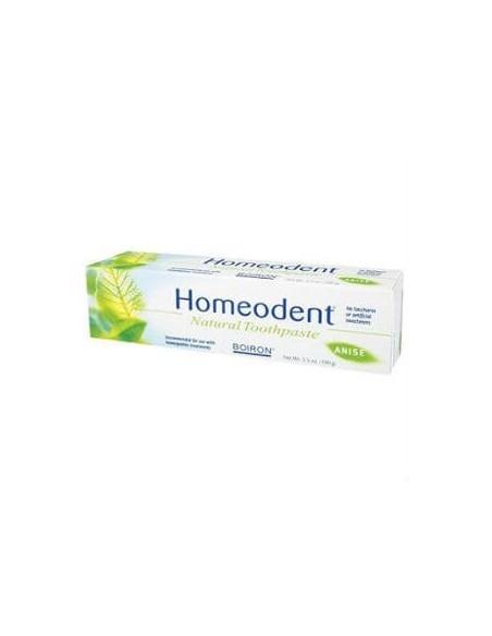 Boiron Homeodent Pasta Dental Anís, 75ml