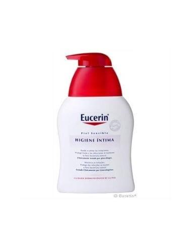 Eucerin Higiene intima Piel Sensible, 250ml