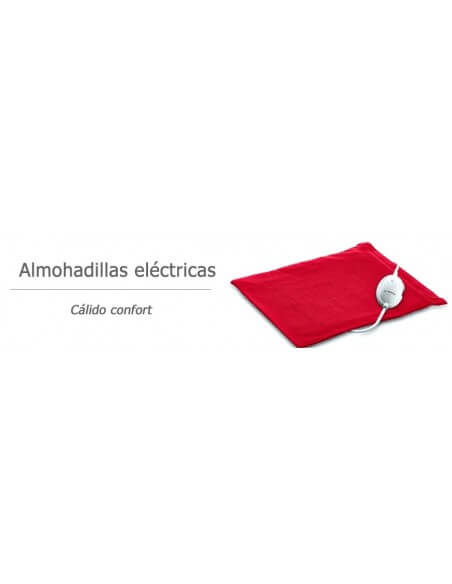 Almohadillas eléctricas
