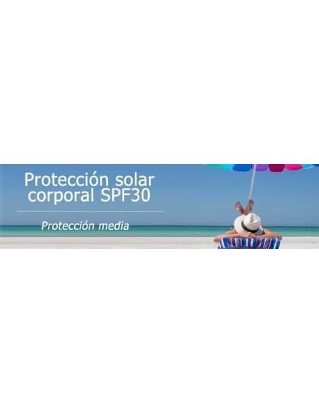 PROTECÇÃO SOLAR NO CORPO MÉDIA