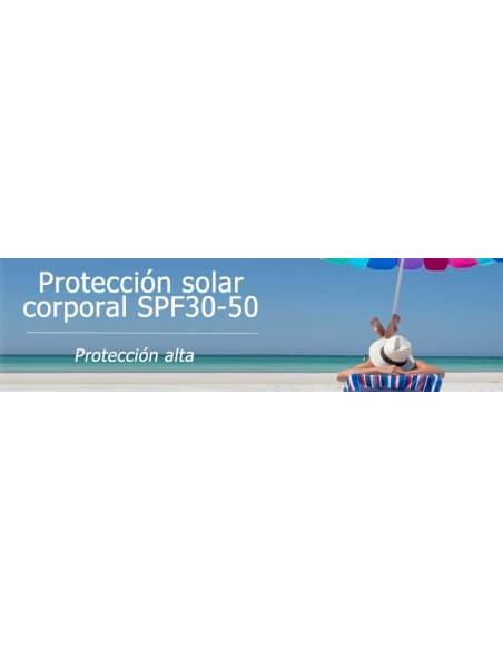 PROTECCIÓN SOLAR CORPORAL ALTA