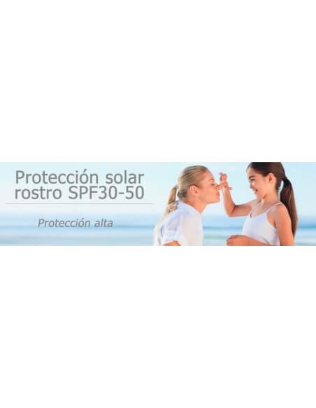 PROTECCIÓN SOLAR FACIAL ALTA