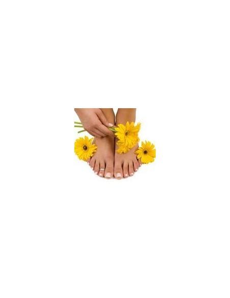 Desodorizante para os pés