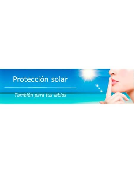 Protección solar labios