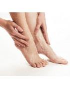 Exfoliantes pies