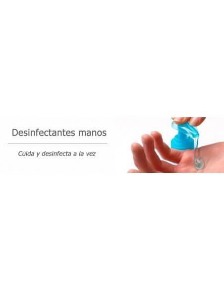 Desinfectantes para manos