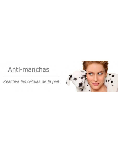 Antimanchas facial