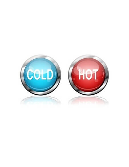 Terapias de frío e calor