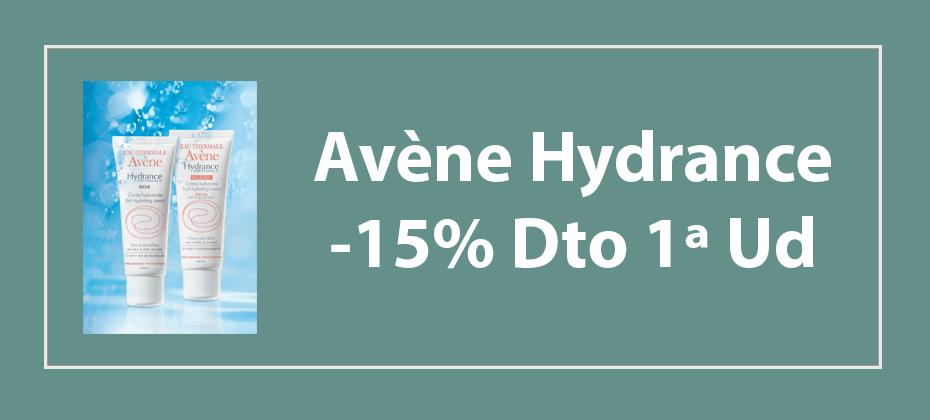 Oferta Avene Hydrance